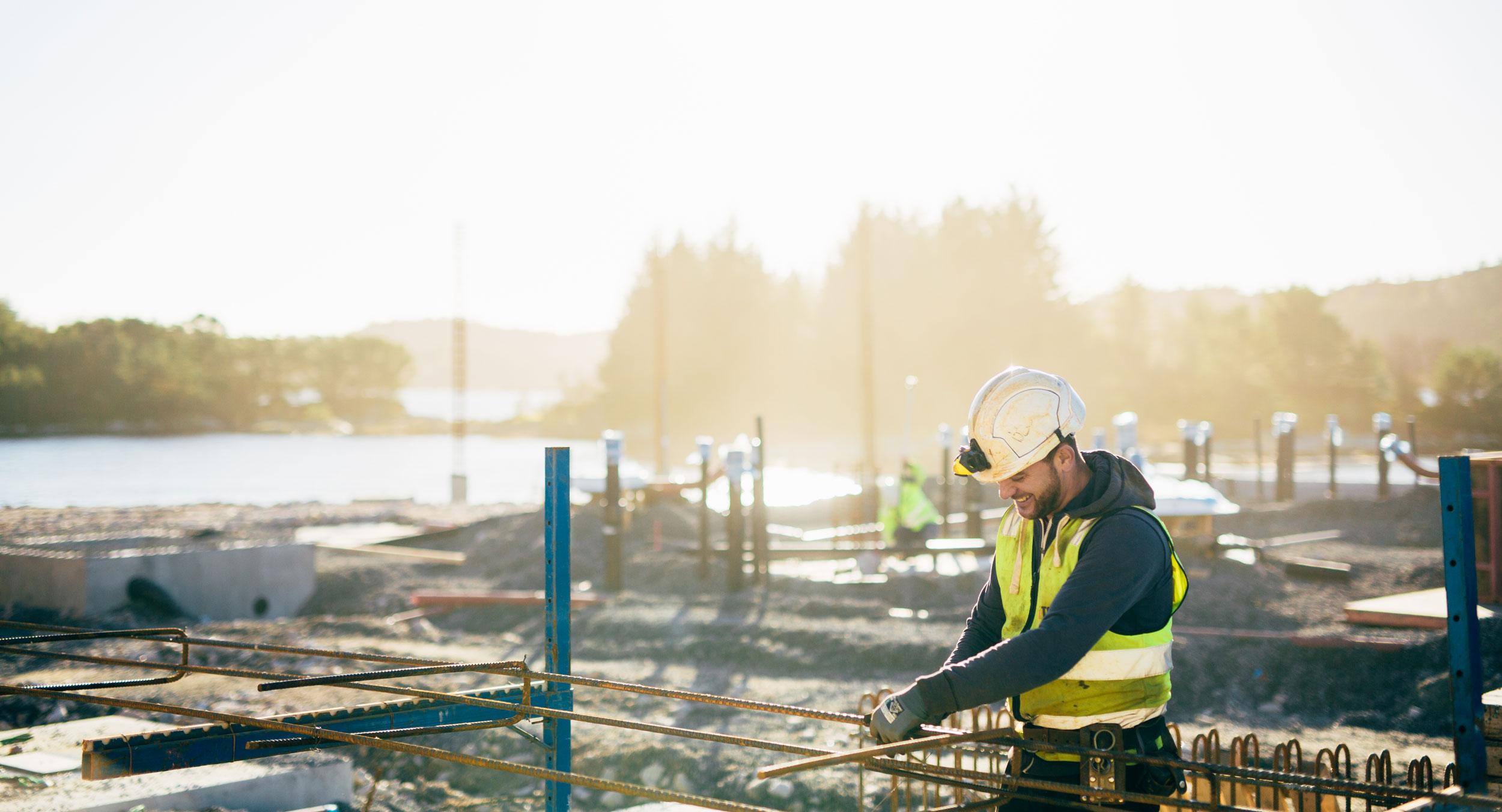 Total Betong AS - Bilde av arbeider