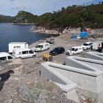 Total Betong AS - Betongentreprise - Dam Valevatn