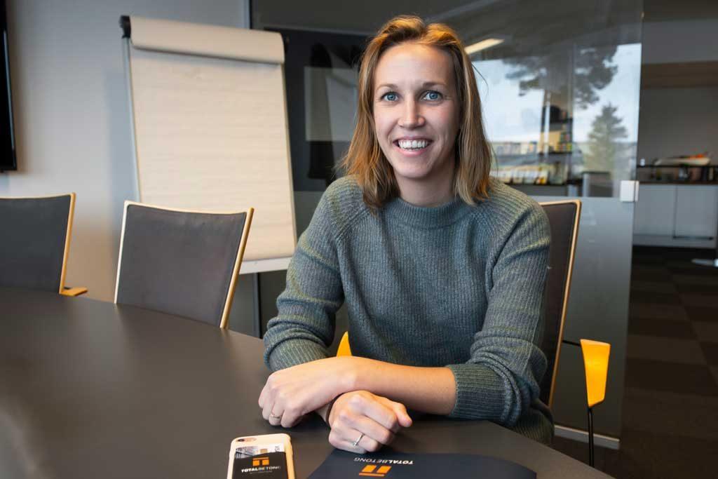 Caroline Austbø Fjetland - Trainee - Total Betong
